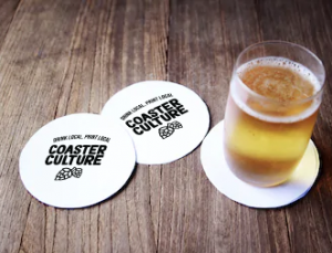 Coaster Culture Printing