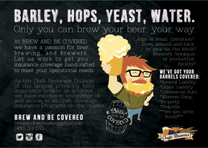 Brew and Be Covered
