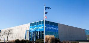 Grandstand Sportsware & Glassware