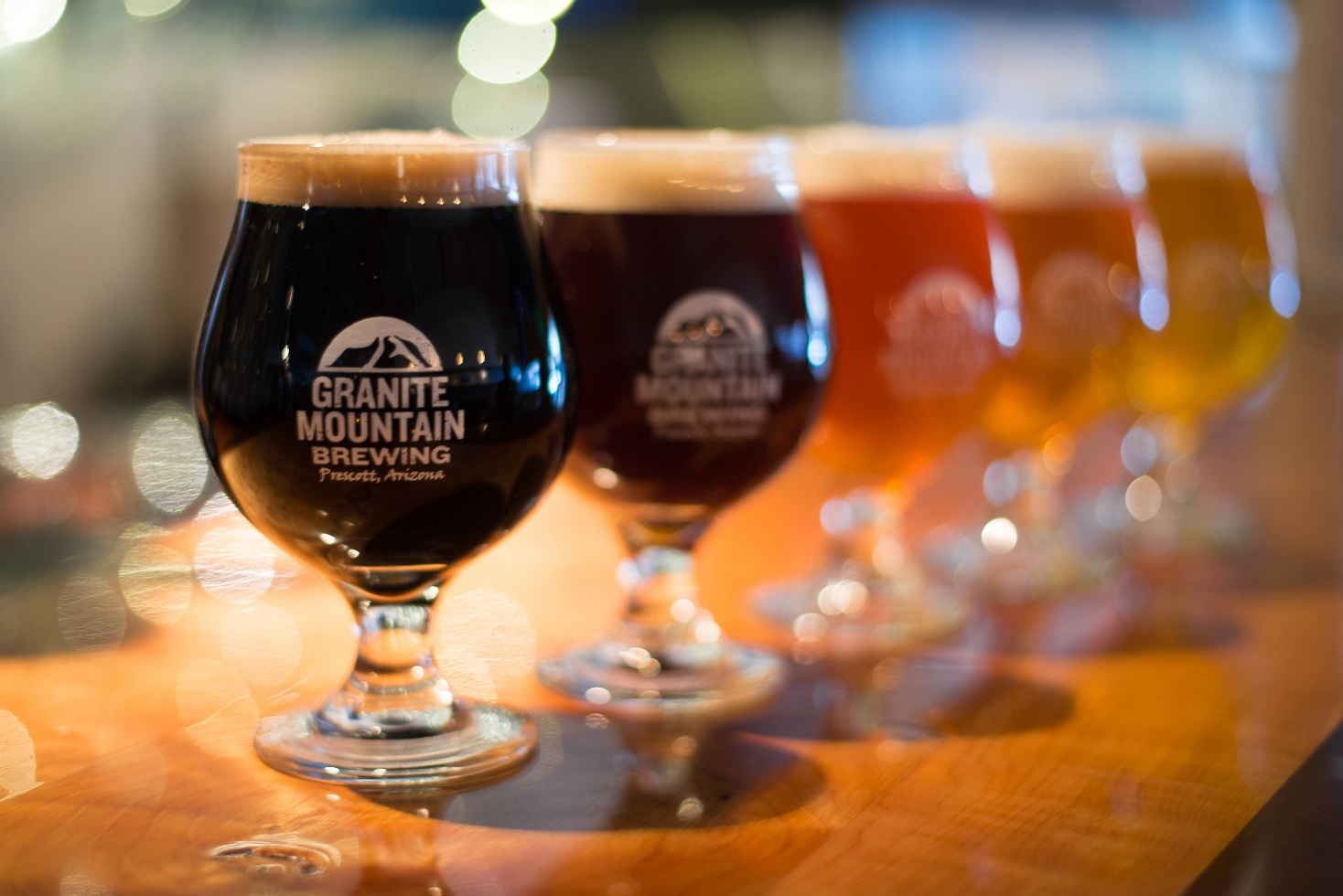 Beer Appreciation @ Granite Mountain Brewing