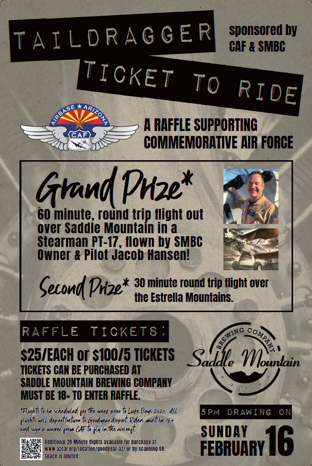 Taildragger Ticket To Ride