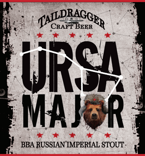 Taildragger's Ursa Major Tapping