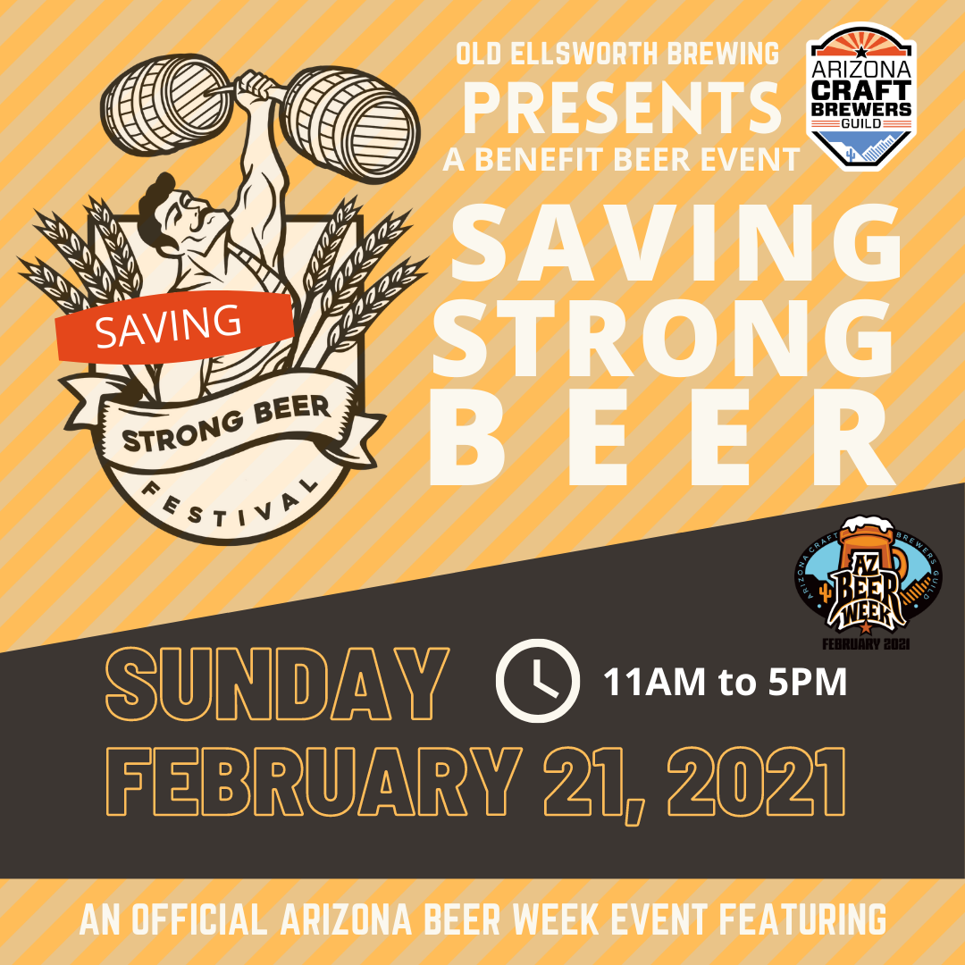Saving Strong Beer Festival